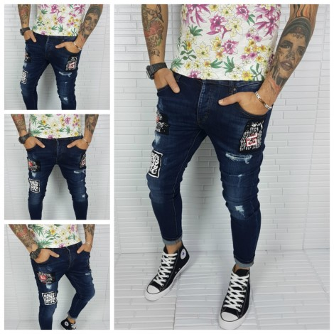 JEANS UOMO TOPPE
