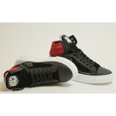 SNEAKERS UOMO ALTA HARLEM B13MADE IN ITALY
